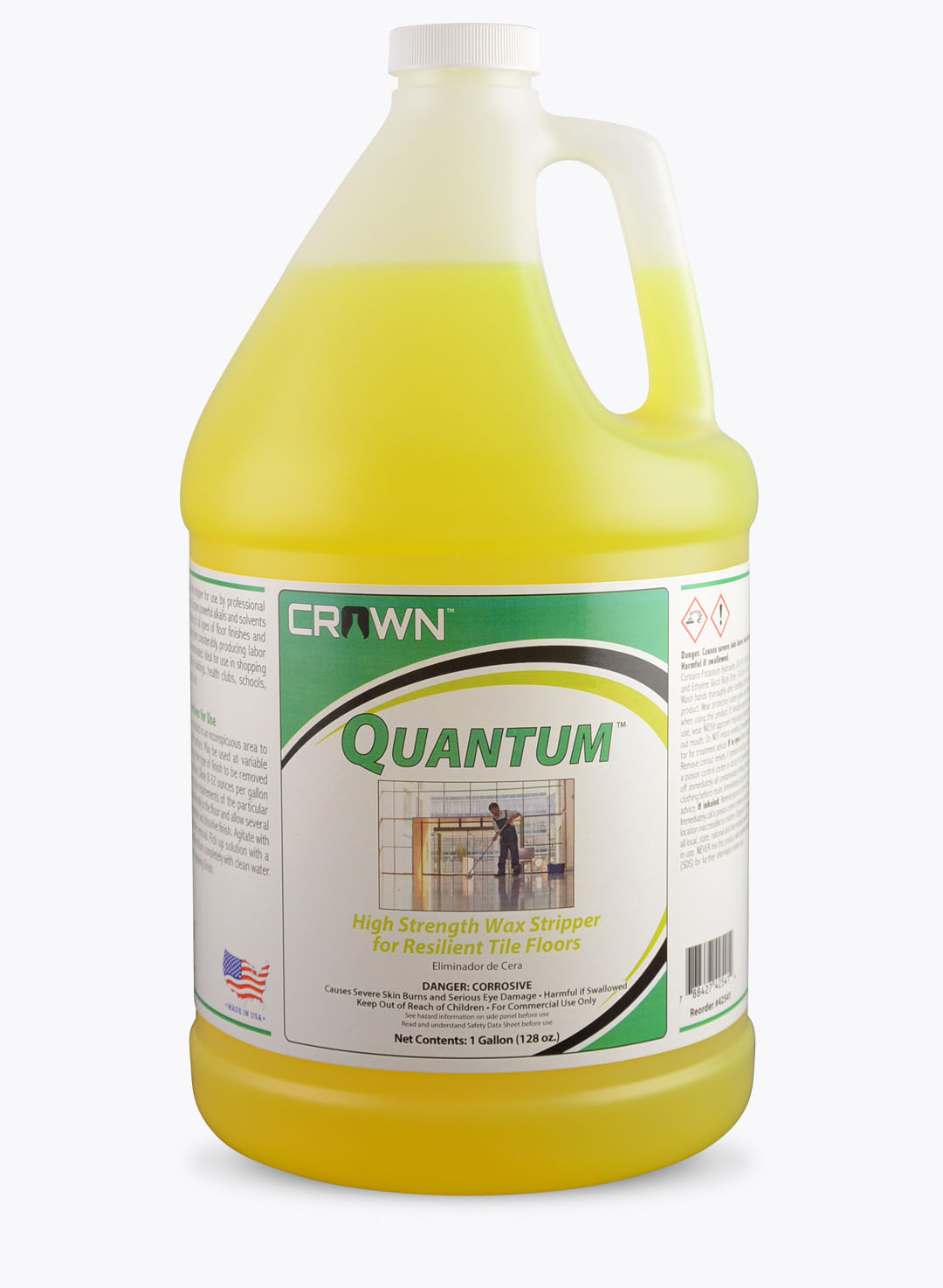 Crown Chemical - Floor Care - Quantum