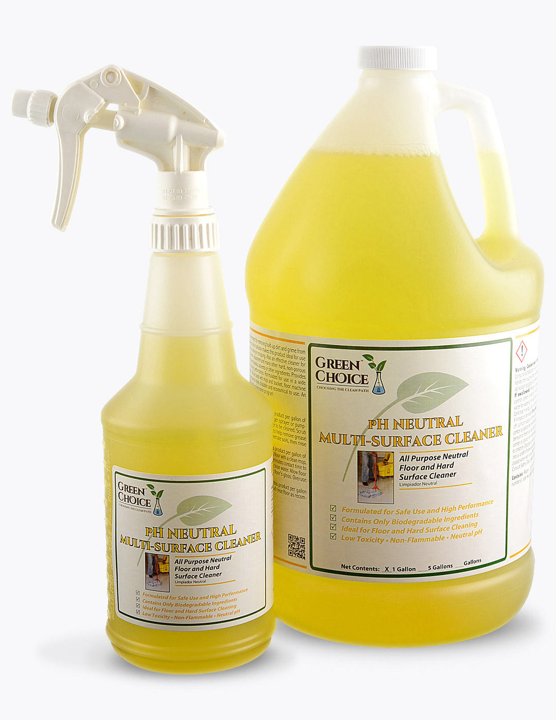 Green Choice pH Neutral Multi-Surface Cleaner