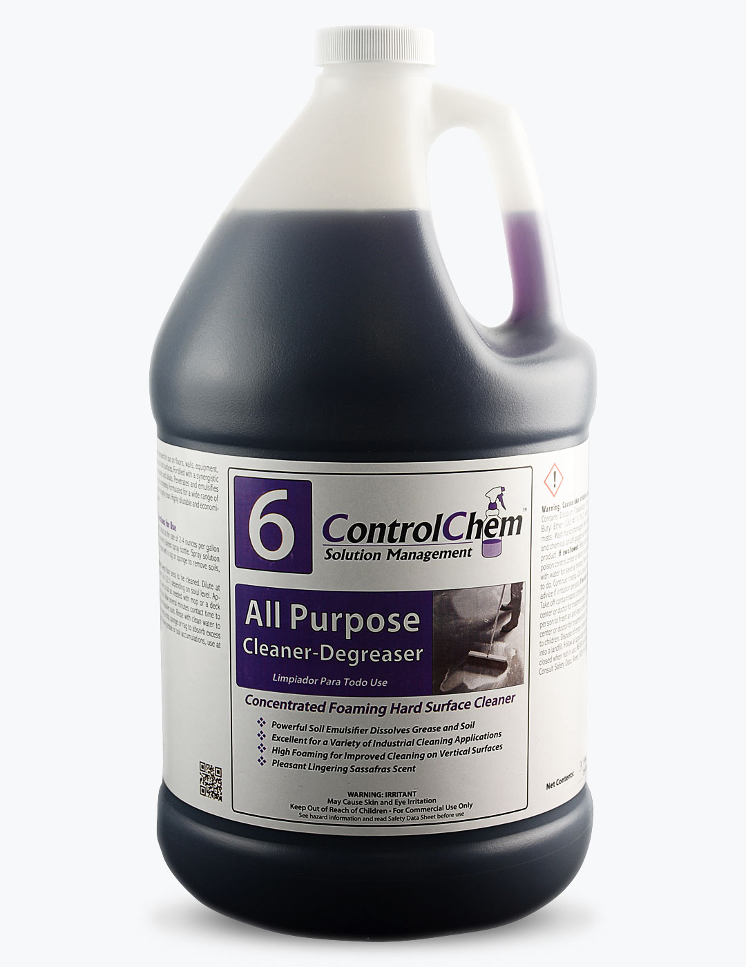 ControlChem #6 All Purpose Cleaner-Degreaser