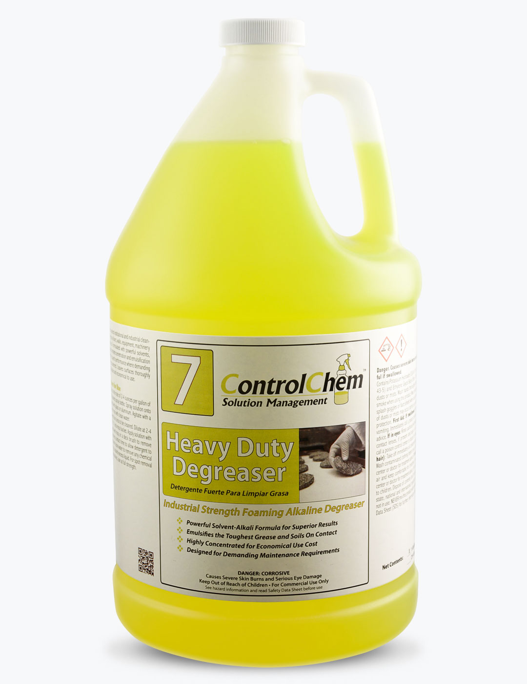 ControlChem  #7 Heavy Duty Degreaser