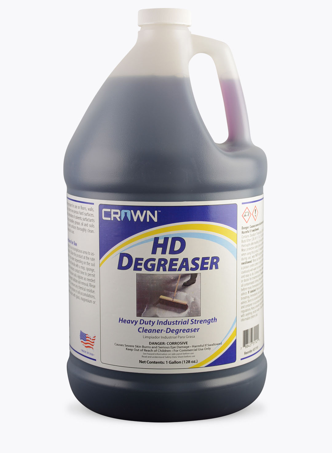 Crown Chemical Housekeeping And Janitorial Hd Degreaser