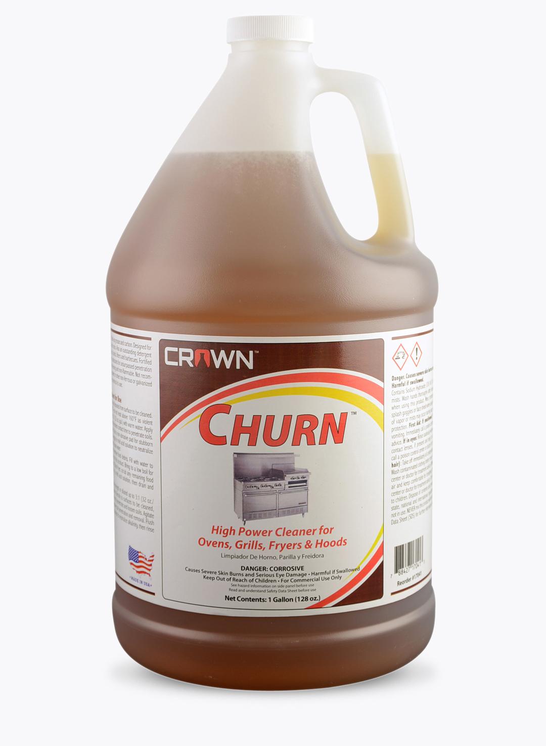 Crown Chemical - Industrial - Churn