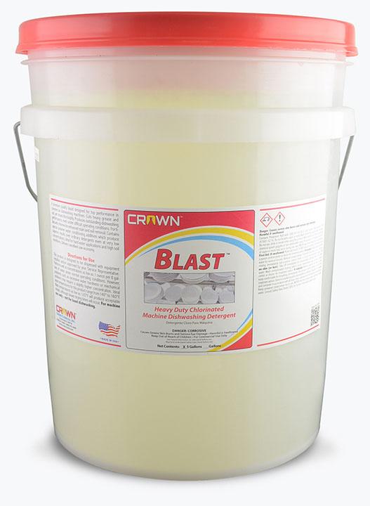 Crown Chemical Warewashing And Foodservice Sanitation