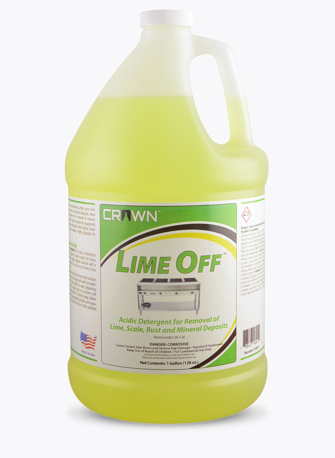 Lime Off